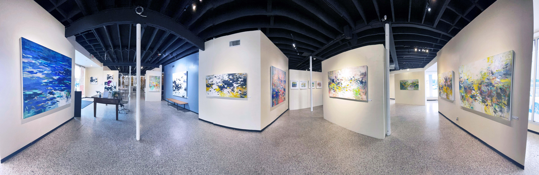 Michael Murphy Gallery interior