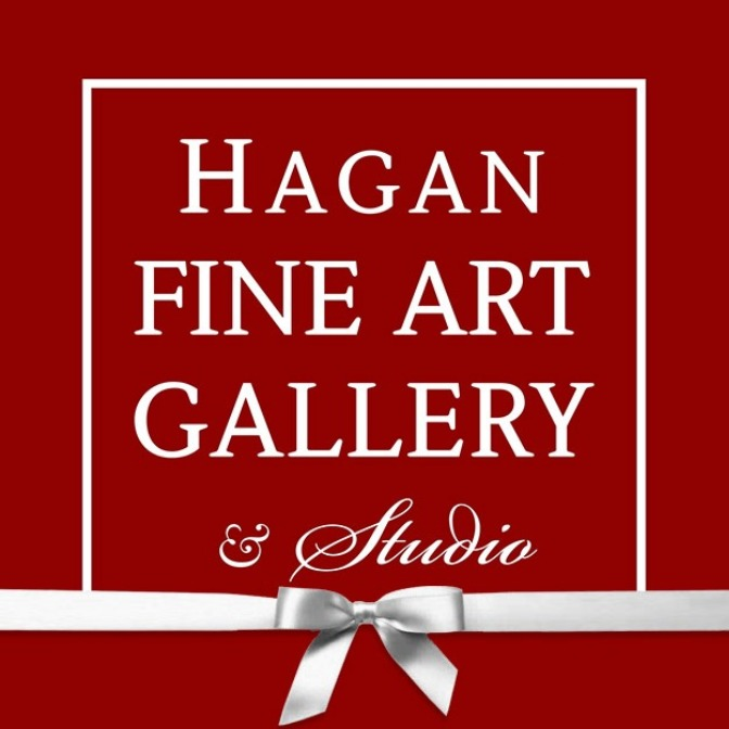Hagan Fine Art Gallery and Studio logo