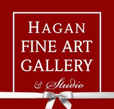 Give the gift of art with a gift card for Hagan Fine Art gallery and studio
