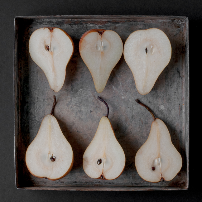 Bosc Pears - The Tray Series