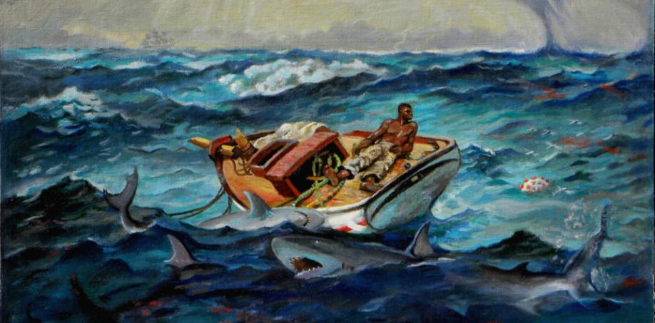 The Gulf Stream by Tom Sadler