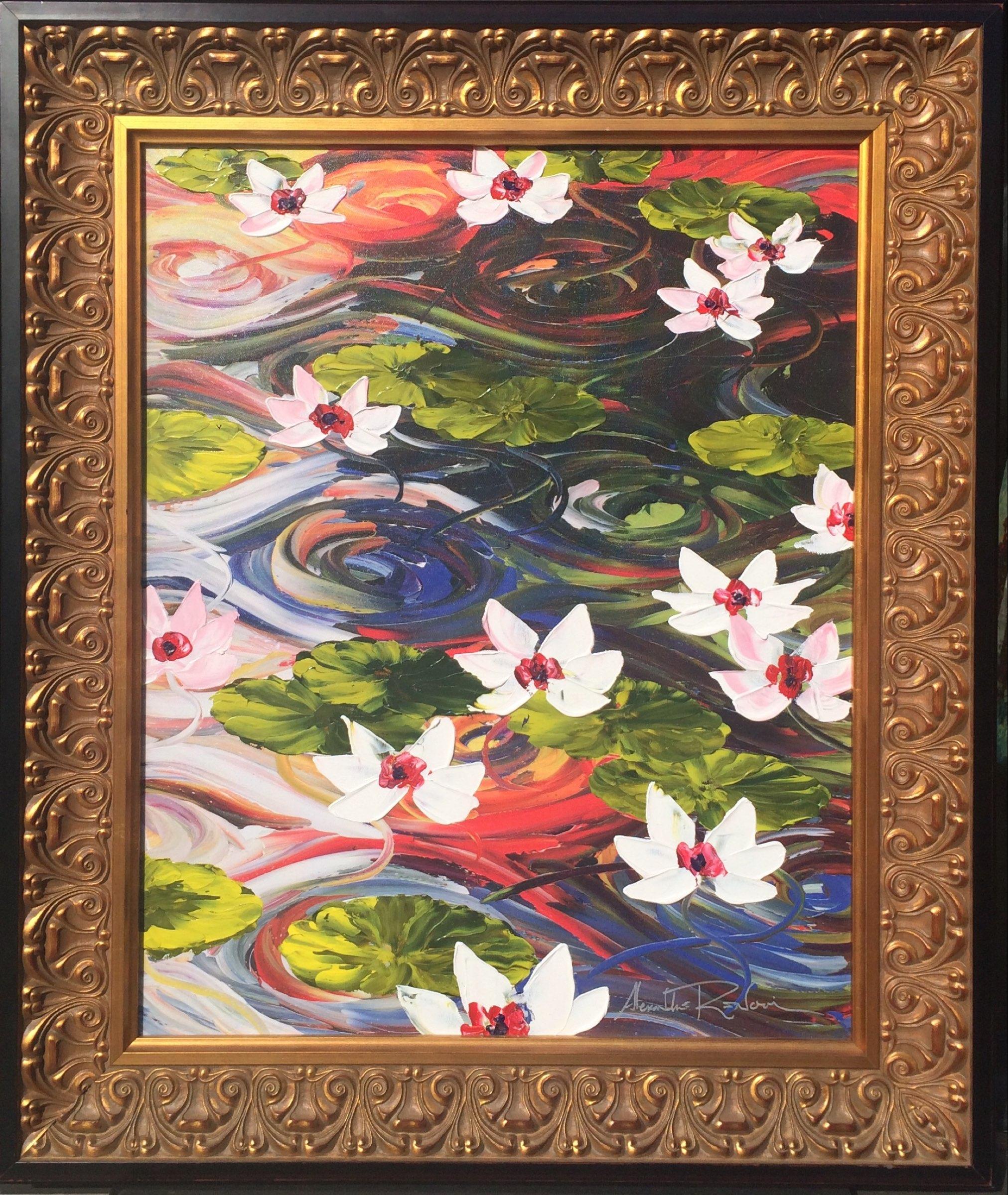 Dawning Lillies