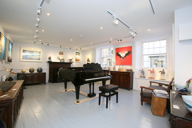 The Piano Room at Bils & Rye
