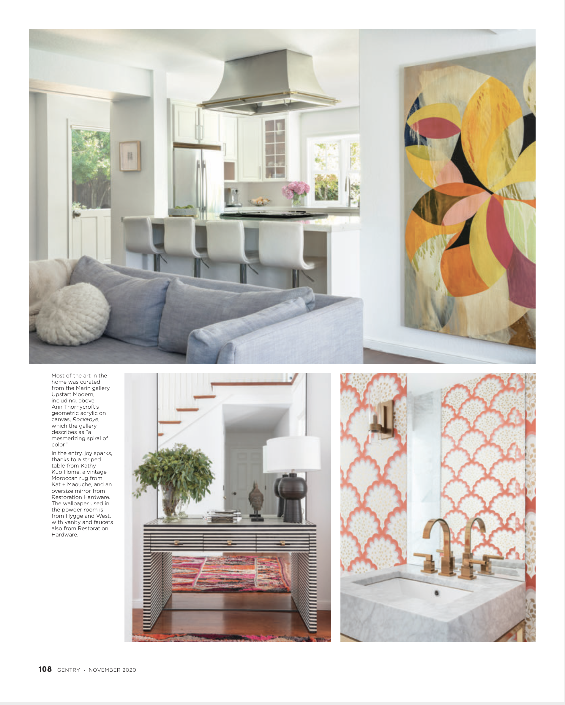 As Seen in Gentry Magazine
