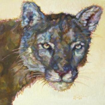 Gallery_Wild_Patricia_Griffin_Artist_Wildlife_Fine_Art_Painting_Curt