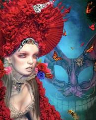 Alice - Wonderland Red Queen