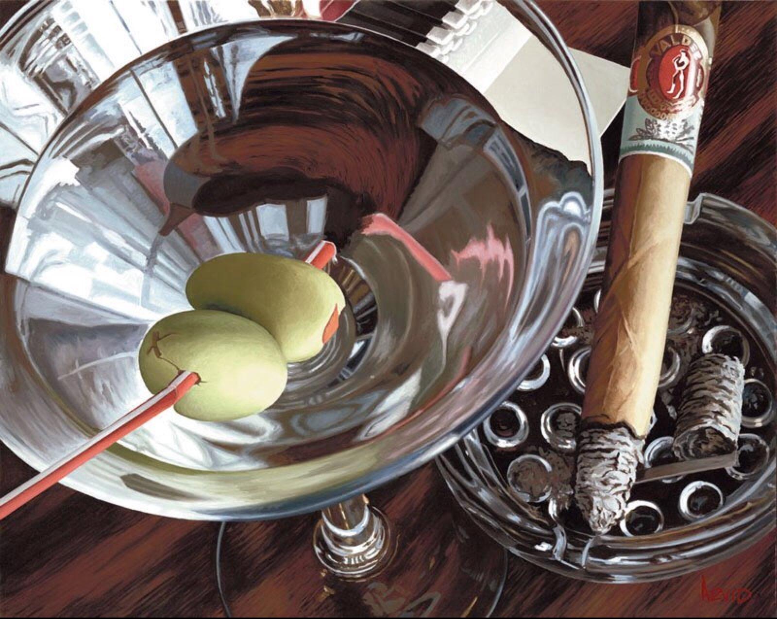 Martini Cigar