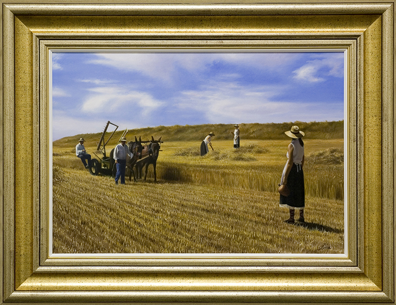 Tiempo de Cosecha (The Harvest)-YY