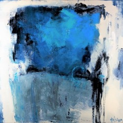 Image of a painting by Dee Beard Dean