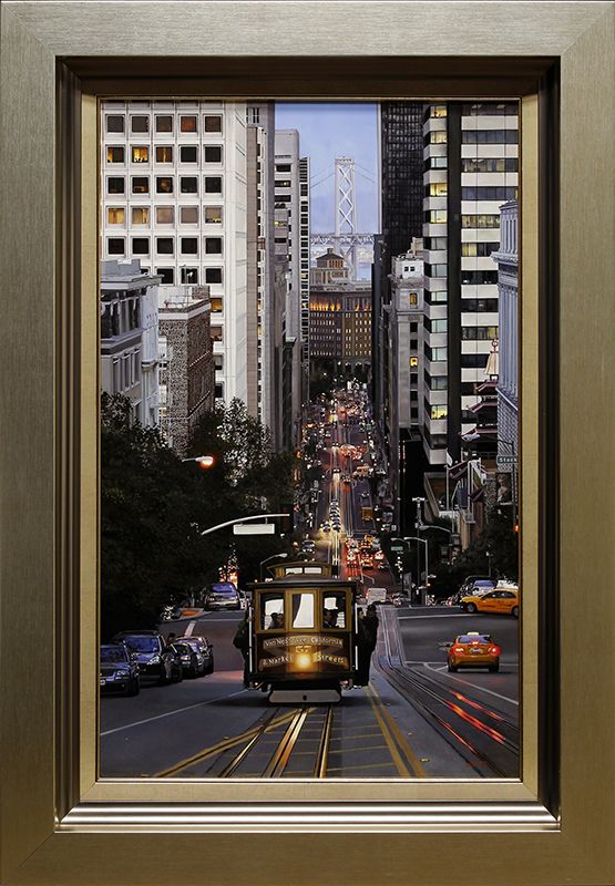 [SOLD] San Francisco Trolley