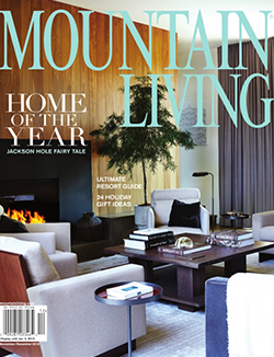 Mountain Living Magazine - Gallery Wild