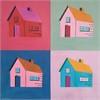 Warhol paid Lichtenstein a House Call