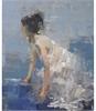 Woman at Water's Edge
