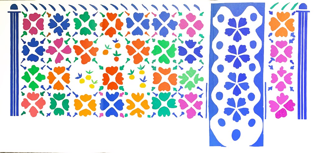 Decoration - Fruits by Henri Matisse (1869 - 1954)