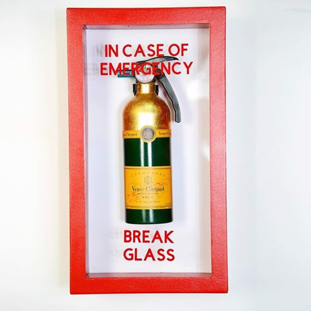 In Case Of Emergency by Plastic Jesus
