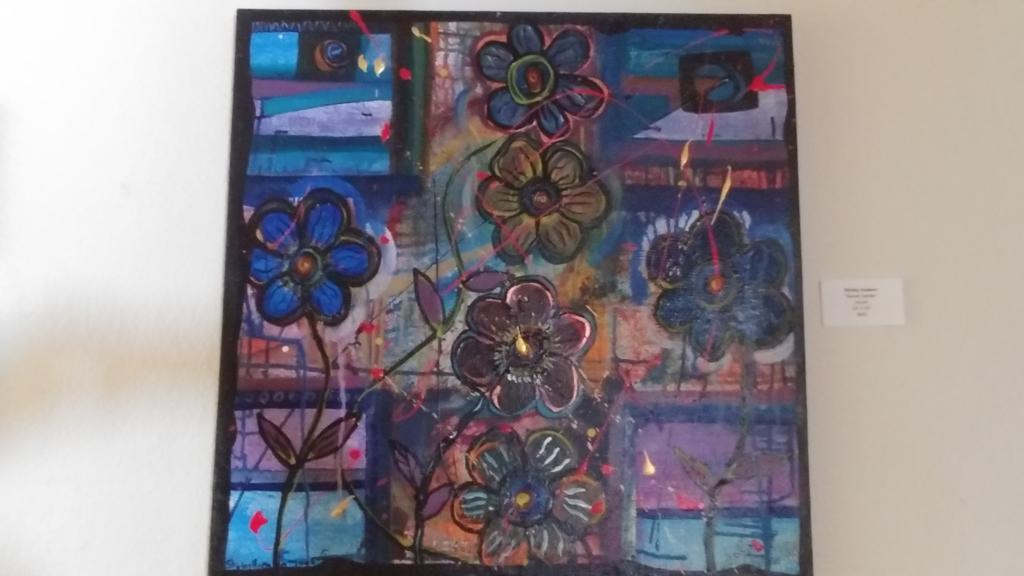 Secret Garden by Shirley Hudson