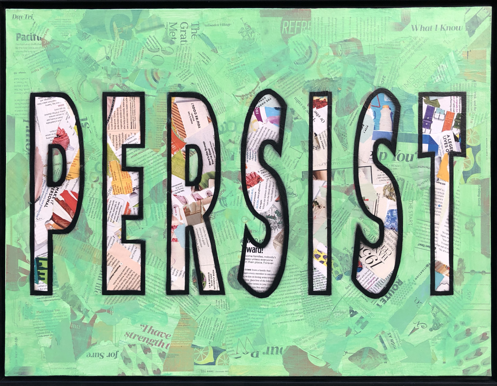 Persist by Amy Smith