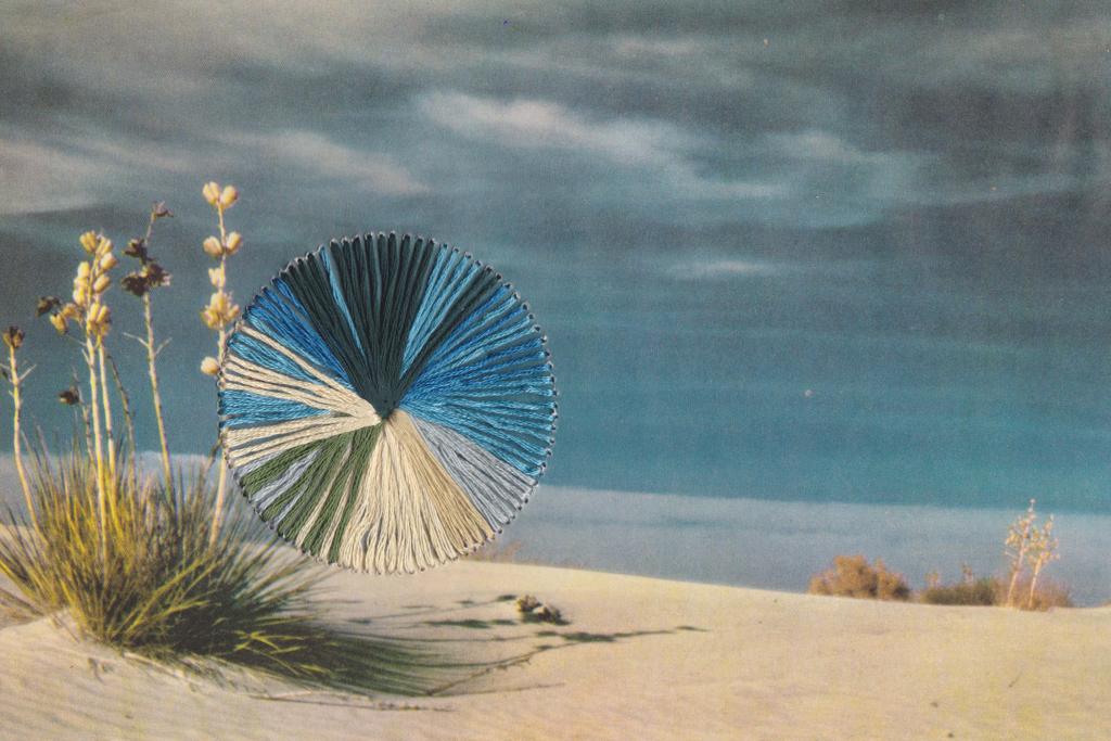 Sand Dune by Natalie Ciccoricco