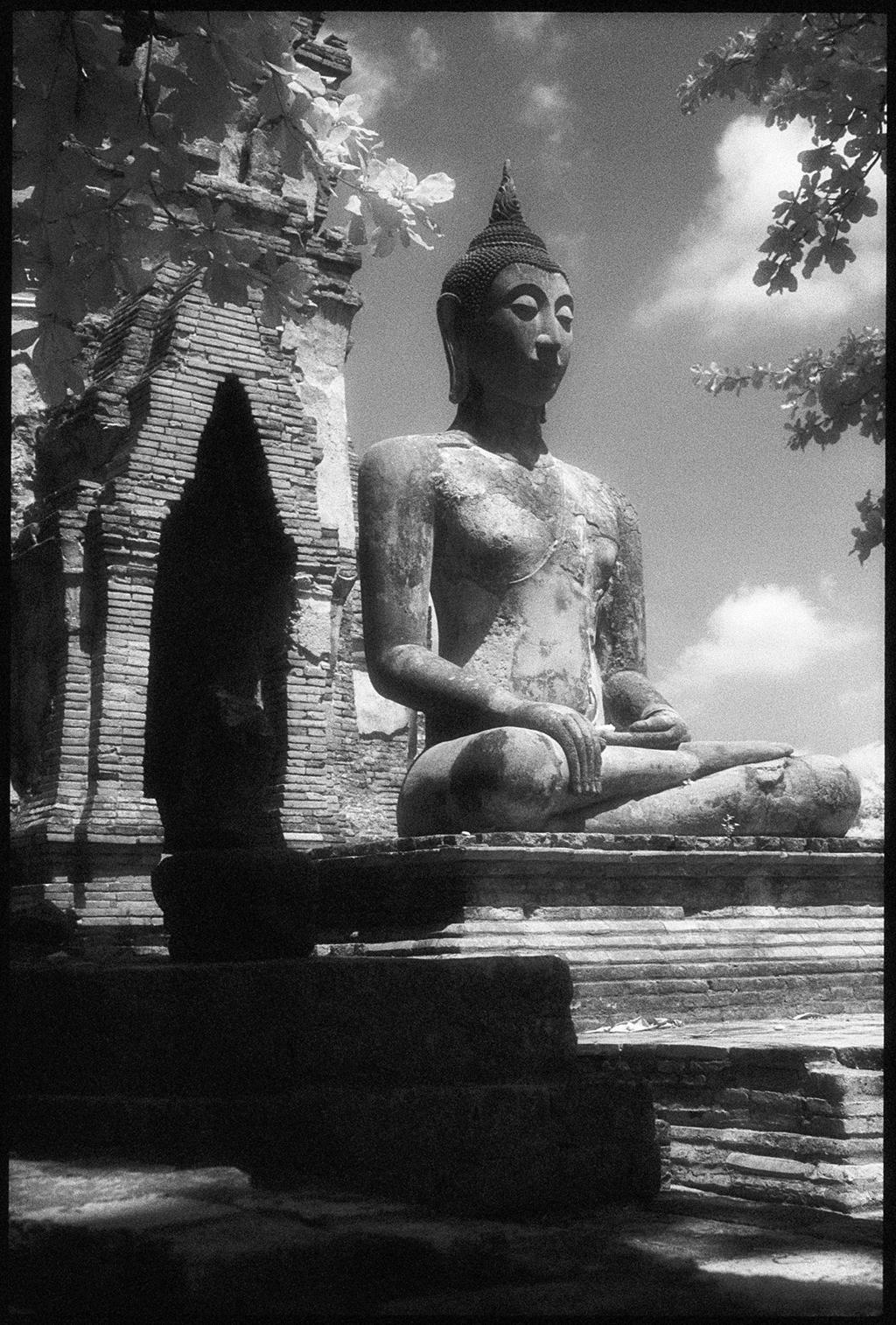 Buddah, Wat Phra by Edward C. Alfano