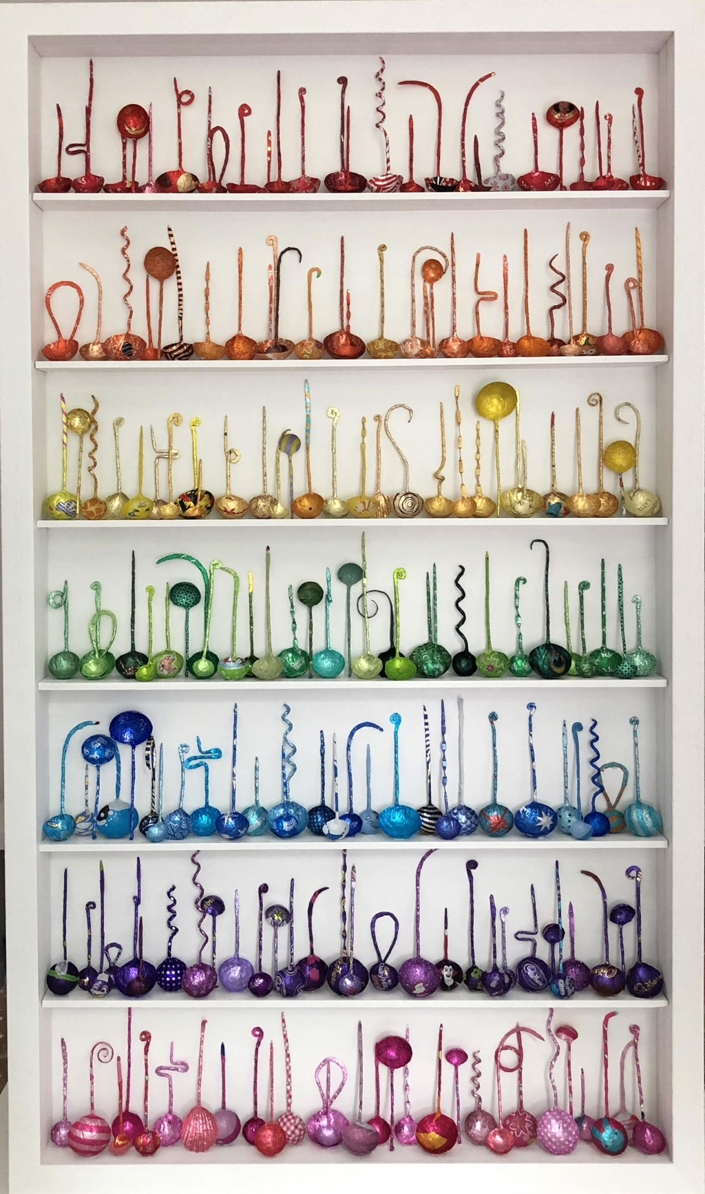 Resting Spoons by Joanne Tinker