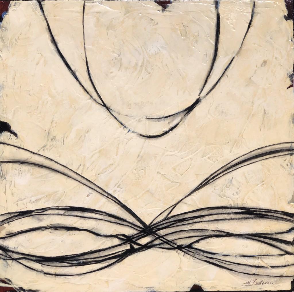 Intense Simplicity No. 21 by Helen Bellaver