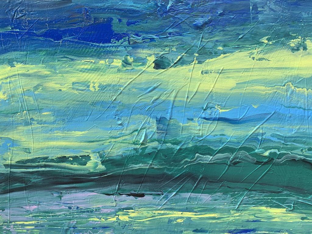 Rain on the Window by Pete LaRouech
