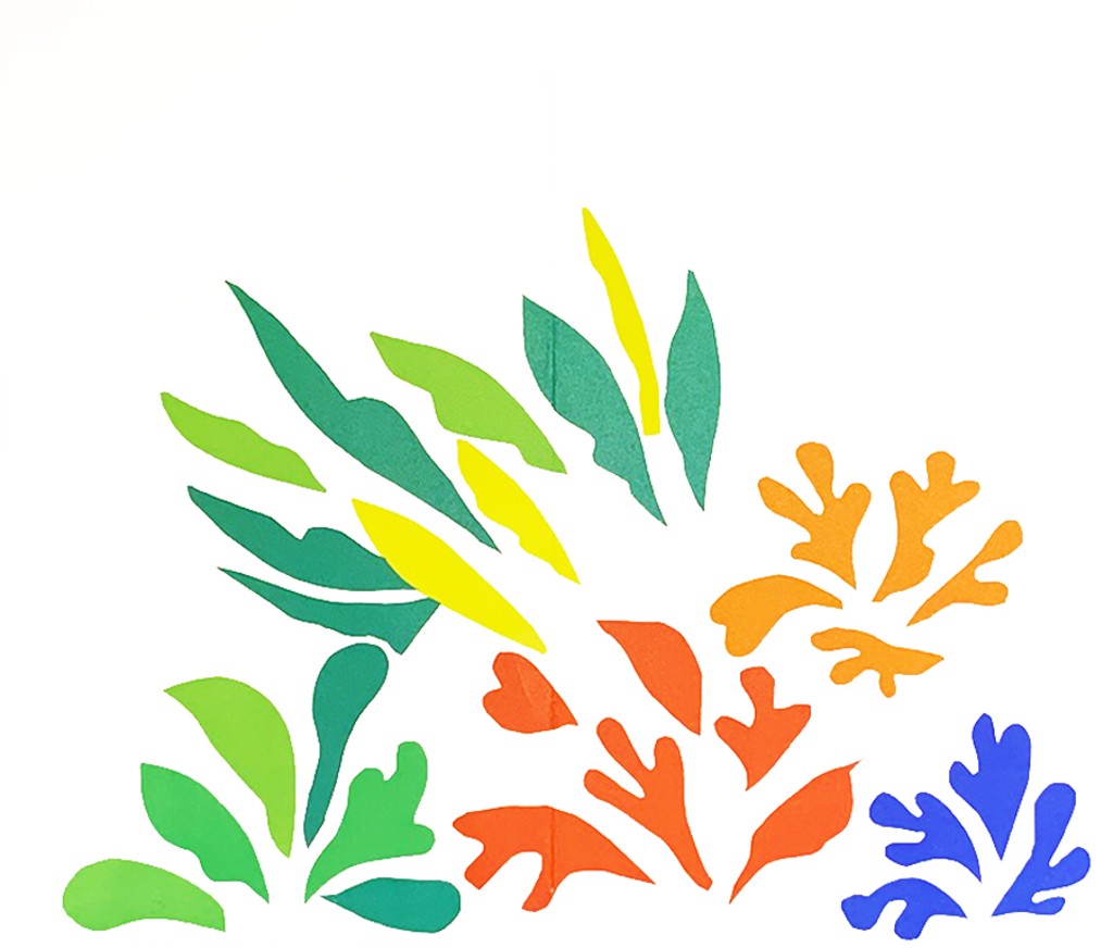 Acanthes by Henri Matisse (1869 - 1954)