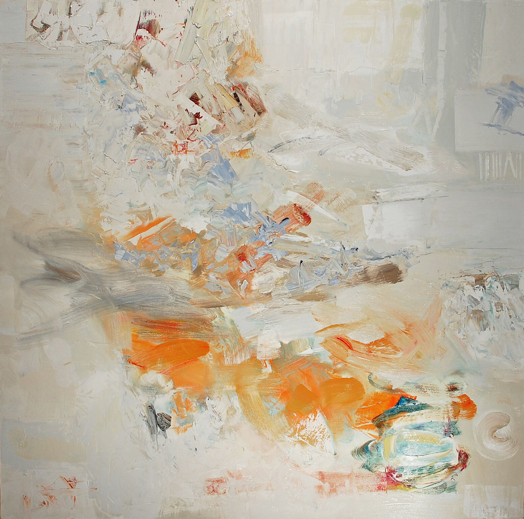 Edge of Orange by Chris Hayman