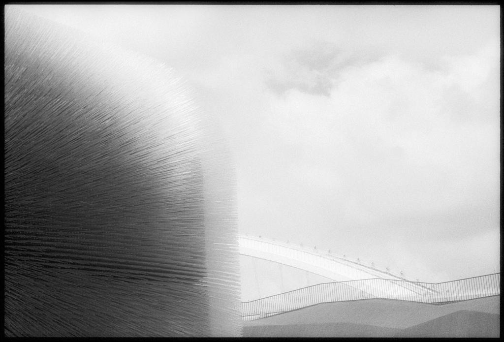 British Pavillion, Shanghai Exposition by Edward C. Alfano