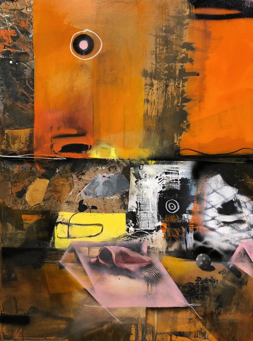 Tent City #5 by Marcus Jansen (b. 1968)