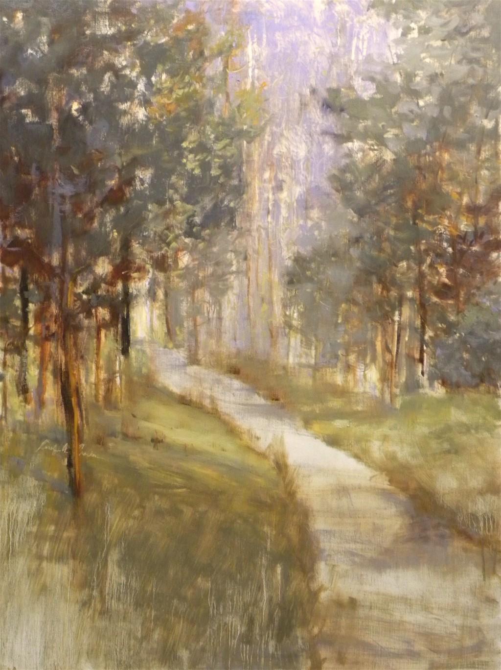 Late Summer Stroll  by Carolyn Anne Crocker