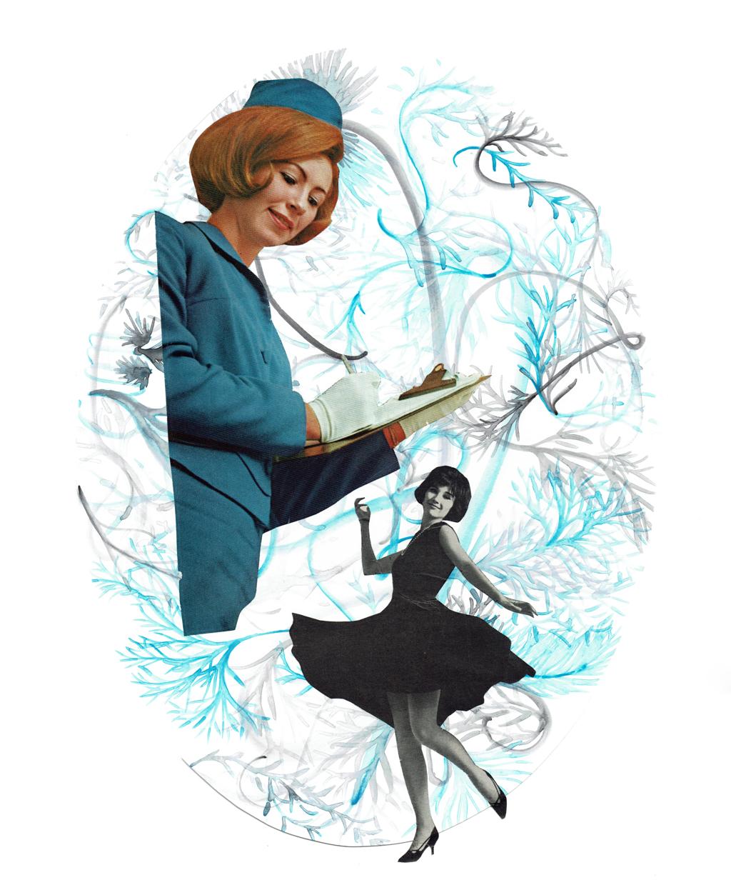 Dance in Blue by Laura Dunkin-Hubby