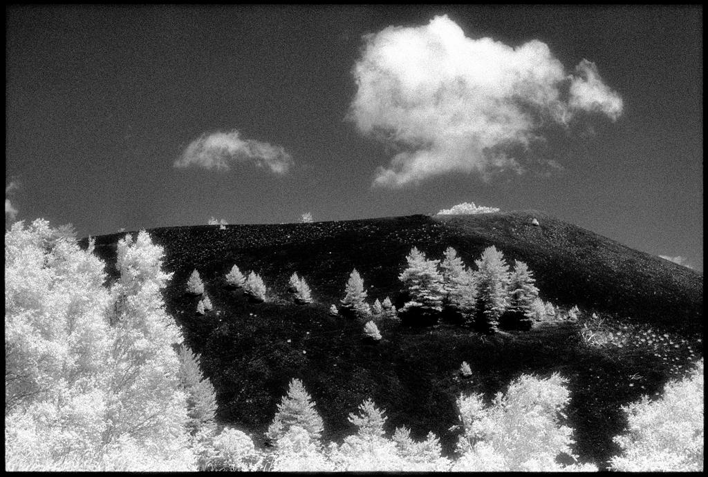 Mt. Etna II, Taomina, Sicilia by Edward C. Alfano