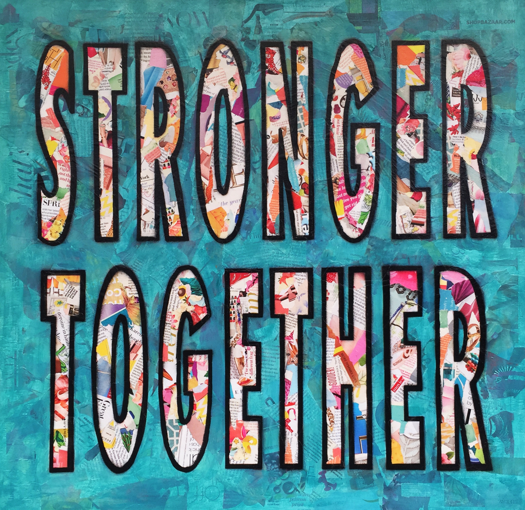 Stronger Together by Amy Smith