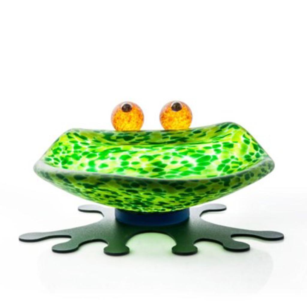 HOPPER, bowl, green 24-03-96  by Borowski