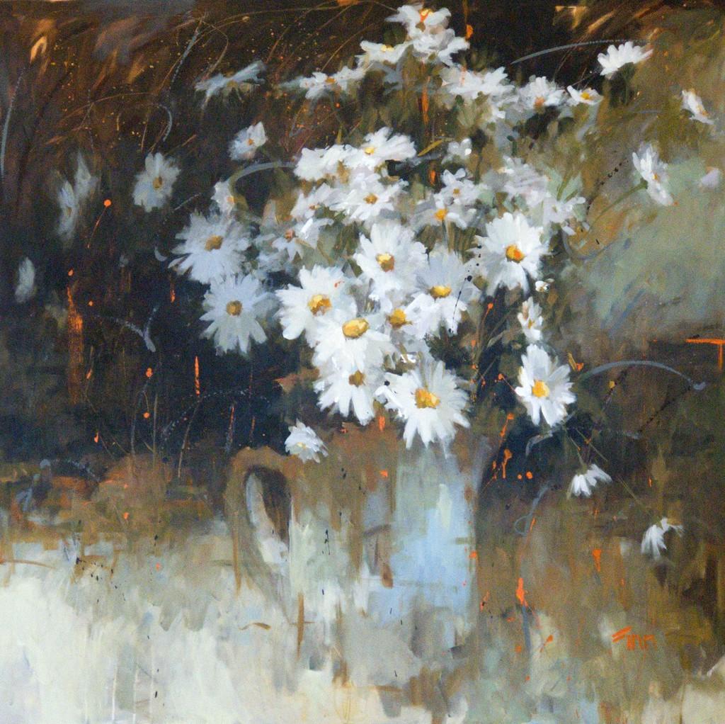 Daisies by Dakota Finn