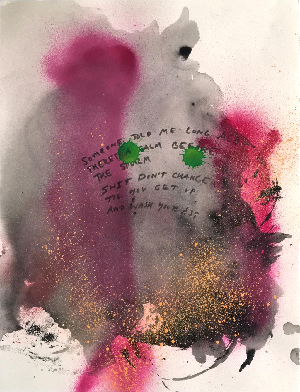 Calm Before by Vivian Liddell