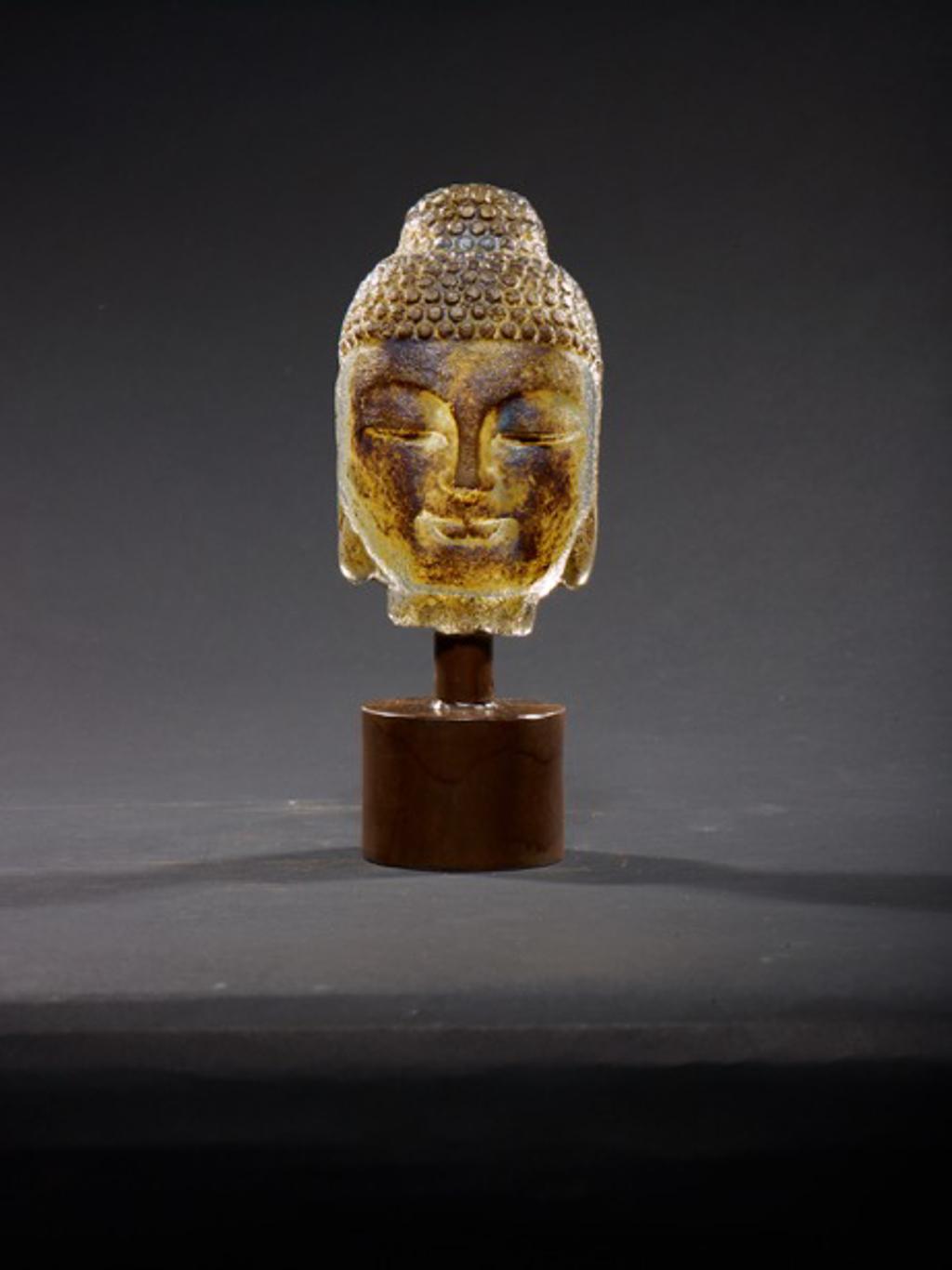 Mini Buddha - Metallic by Marlene Rose (b. 1967)