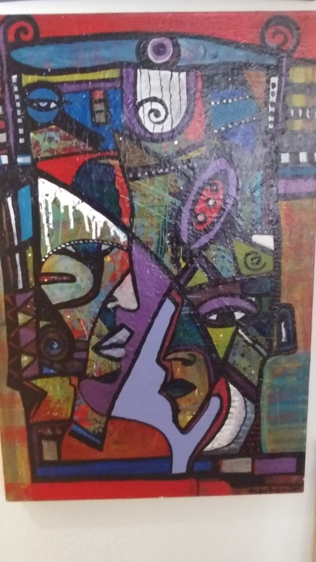 Chagall Dream by Shirley Hudson