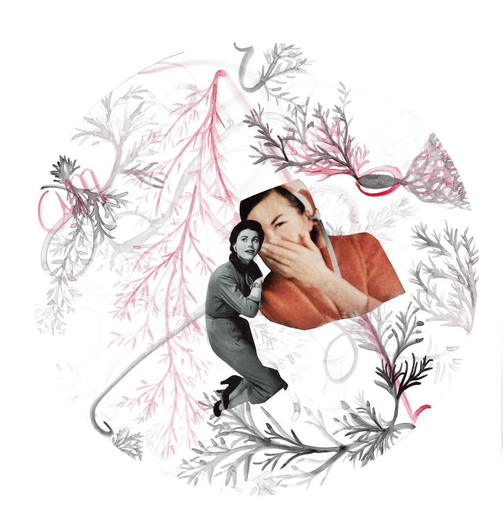 Secrets II in Pink by Laura Dunkin-Hubby