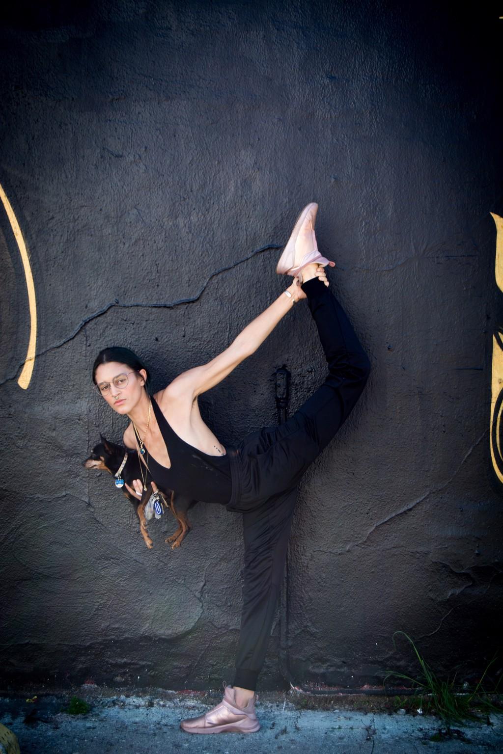 Kendra, Spiritual Leader by Rachel Berkowitz