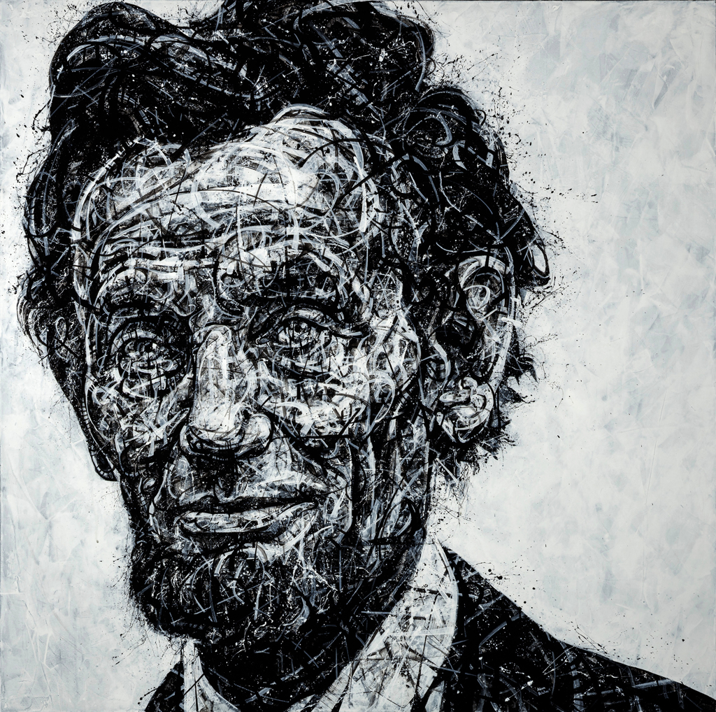 Lincoln in DC by Aaron Reichert