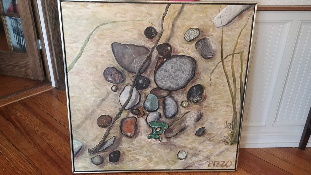Stony Overture by Michelle Pizzo