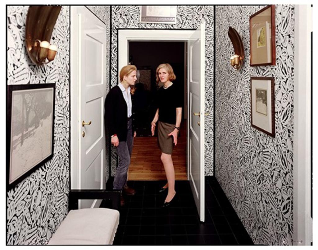 Foyer by Tina Barney