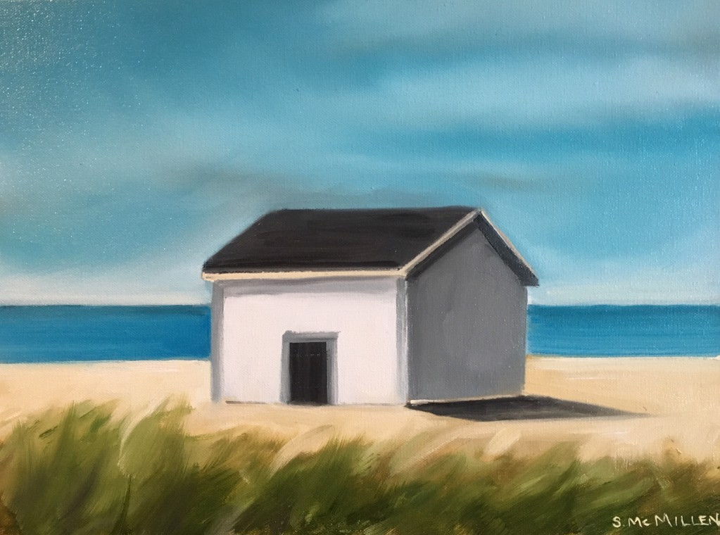 Beach Shack III by Steve McMillen