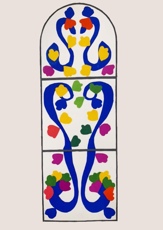 Vigne by Henri Matisse (1869 - 1954)