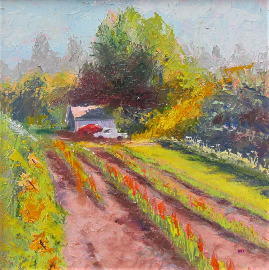Post Farm Morning by Patti Mollema