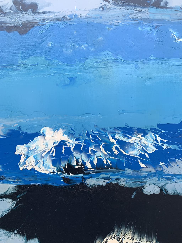 Sunken Vessel by Pete LaRouech