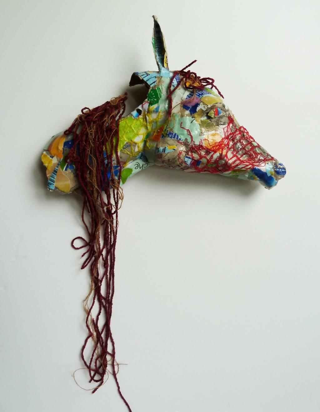 Horse by Yulia Shtern