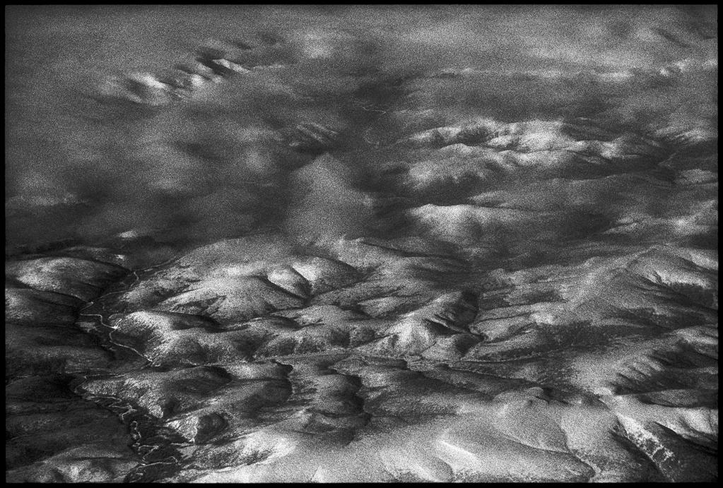 Over Russia III by Edward C. Alfano